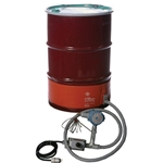 Hazardous-Area Drum Heater 55 Gallon, 1300 watts, 120 V, T3