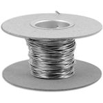 Resistance Wire Round, Awg size 22, Nom. Wire dia. .025, Ohms/ft. 1.02