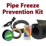 SpeedTrace Extreme Pipe Freeze Prevention Kit, 24 feet